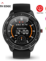 cheap -N06 Fitness Tracker for Android/ IOS Phones, Full Round-screen Smartwatch Support Heart Rate/ Blood Pressure Measurement