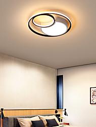 cheap -45cm LED Ceiling Light Round Geometrical Living Room Bedroom Simple Modern Home Office