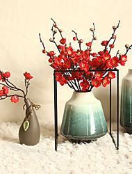 cheap -1pcs Plum Blossom Simulation Bonsai Wedding Decorations INS Wind