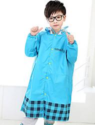 cheap -Kids Boys' Active Basic Geometric Print Color Block Patchwork Print Long Suit & Blazer Blue
