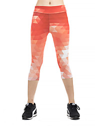 cheap -Women's Running Tights Leggings Compression Pants Sports & Outdoor Base Layer Leggings Bottoms Stylish Fitness Gym Workout Running Jogging Training Tummy Control Butt Lift Moisture Wicking Sport
