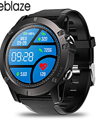 cheap -Zeblaze VIBE3 PRO Unisex Smartwatch Android iOS Bluetooth Waterproof Heart Rate Monitor Blood Pressure Measurement Distance Tracking Information Pedometer Call Reminder Activity Tracker Sleep Tracker