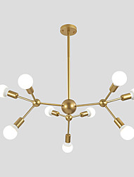 cheap -JSGYlights 9-Light 80 cm Sputnik Design / Cluster Design Chandelier Metal Painted Finishes Modern / Nordic Style 110-120V / 220-240V