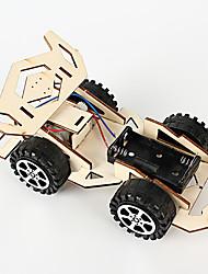 Недорогие -Электрический планер игрушка Наборы юного ученого Обучающая игрушка Транспорт Своими руками Ручная работа Декомпрессионные игрушки деревянный Для подростков Все Игрушки Подарок 1 pcs