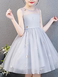 cheap -Kids Girls' Animal Dress White
