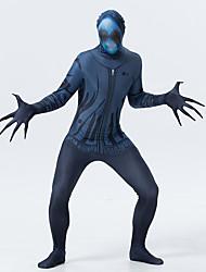 billige -Zentai Dragt Monster Voksne Cosplay Kostumer Monster Herre Dame Vampyr Halloween Maskerade