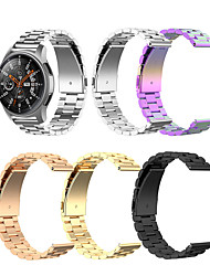 cheap -Watch Band for Huawei Honor MagicWatch 2 42MM / MagicWatch 2 46MM Huawei Jewelry Design Stainless Steel Wrist Strap