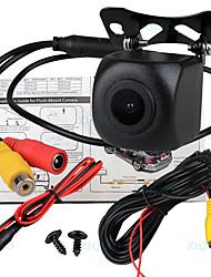 Недорогие -ziqiao 540 телеканалов 1280 x 720 ccd проводная 170-градусная водонепроницаемая камера заднего вида / подключи и играй для автомобиля