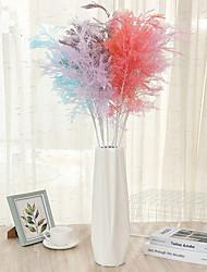 Недорогие -Моделирование анемона туман оптом поддельные цветы пластиковые трава свадьба свадьба макет сцены романтическая атмосфера цветы