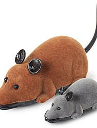 Недорогие -Игрушка для мышей и животных Коты Животные Игрушки Животные пластик Подарок