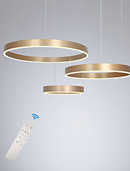 cheap -LED90W Pendant Light Modern Lamps Gold Painted Aluminum Circle Lighting for Dinning Bed Living Room