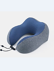 cheap -Comfortable-Superior Quality Memory Foam Pillow / Headrest Stretch / Comfy Pillow Polyester Cotton