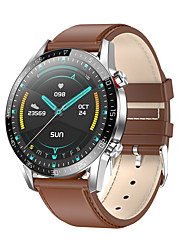 cheap -L7 Smartwatch IP68 Waterproof Fitness Bracelet Tracker Wristwatch ECG Heart Rate Monitor Blood Pressure Call Reminder Smart Watch