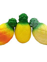 Недорогие -Мягкая игрушка Медленный рост Устройства для снятия стресса Ананас Безопасность Удобная ручка Декомпрессионные игрушки Мягкий для Детские Все