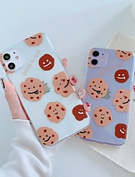 cheap -Case For Apple iPhone 11  11 Pro 11 Pro Max Mickey pattern High penetration TPU material Painting process scratch proof phone case