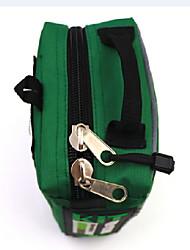 cheap -Oxford Cloth Pattern / Print / Zipper Emergency Survival Bag Outdoor Green
