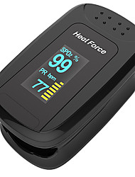 cheap -HealForce A5 Pulse Oximeter Fingertip Pulse Oximeter Fingertip Oximeter CVS Finger Clip Oxygen Saturation Monitor Home Heart Rate Monitor Finger Pulse Oxygen Gravity A5 Batteries not Included