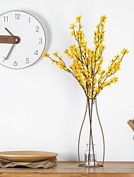 Недорогие -1 шт. Искусственный цветок весенний цветок танцы орхидеи украшения дома свадьба
