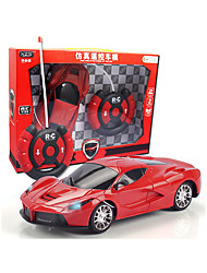 cheap -1:24 Toy Car Vehicles Remote Control / RC Electric Mini Car Vehicles Toys for Party Favor or Kids Birthday Gift / Kid's