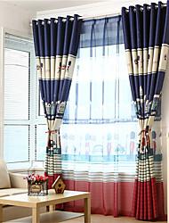 cheap -Gyrohome 1PC GYC2140 Royal Guard Shading High Blackout Curtain Drape Window Home Balcony Dec Children Door *Customizable* Living Room Bedroom Dining Room