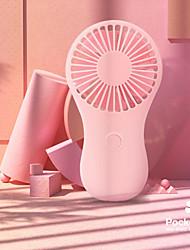 Недорогие -мини портативный карманный вентилятор холодный воздух ручной кулер охлаждения мини вентиляторы питание от 3x ааа батареи офис открытый дом мини вентилятор