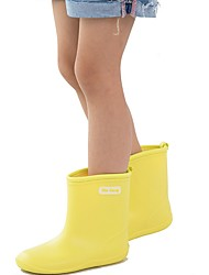 cheap -PVC(PolyVinyl Chloride) Shoe Cover Unisex Sports & Outdoor Light Yellow / Red / Blue