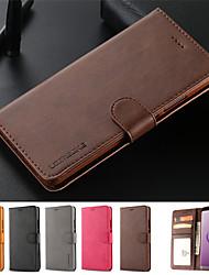 Недорогие -кожаный флип стенд магнитный кошелек чехол для телефона для iphone 11 11 про 11 про макс хс макс хр хз х 8 8 плюс 7 7 плюс 6 с 6splus