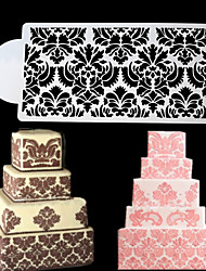 Недорогие -Торт спрей цветок фантазии фантазии конфеты печати полые формы поделки