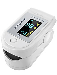 cheap -Heal Force Pulse Oximeter Fingertip Pulse Oximeter Fingertip Oximeter cvs Adult Home Finger Pulse Oxygen Heartbeat Pulse Rate Pulse Monitor 50D (Batteries Not Included, Random colors shipped)