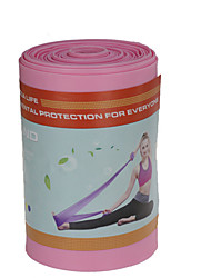 cheap -Exercise Resistance Bands Sports Nylon Yoga Pilates Exercise & Fitness Durable Leg Shaping For Men Women