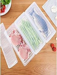 cheap -High Quality Plastic Storage Boxes / Food Storage / Bulk Food Storage Everyday Use / Multifunction Kitchen Storage 1 pcs