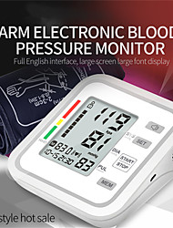 cheap -Z54A Intelligent Upper Arm Electronic Sphygmomanometer Home Blood Pressure Meter Automatic Arm Sphygmomanometer Heart Rate Monitoring Blood Pressure Monitoring Foreign Trade English Version
