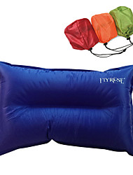 cheap -Camping Travel Pillow Camping Pillow Outdoor Camping Portable Inflatable Anti-Slip Ultra Light (UL) Nonwoven for Camping / Hiking / Caving Traveling Autumn / Fall Spring Summer Green Blue