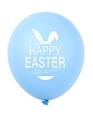 cheap -Happy easter bunny egg Holiday Decorations ballon