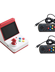 cheap -Mini FC Handheld Game Player Game Console Mini Retro Arcade Boxing Mini Handheld Pocket Portable Built-in Game Card Classic Theme Bolster Retro Video Games with 3 inch Screen Kid's Adults' 1 pcs Toy