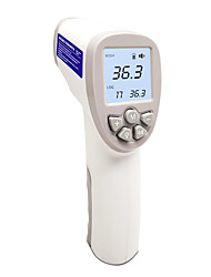 cheap -PA01 Handheld Infrared Thermometer 32-42Celsius Household Non-contact Digital Temperature Measurement Meter LCD IR Thermometer Forehead Body Thermometer(Powered by PP3 9V Batteries, not include)