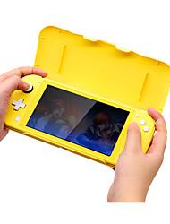 Недорогие -Сумки Назначение Nintendo Переключатель ,  Портативные Сумки Кожа PU / ПК 1 pcs Ед. изм