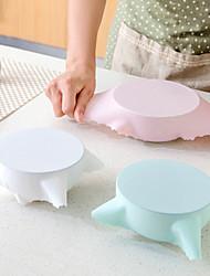 Недорогие -Многофункциональный универсальный силиконовая пищевая пленка многоразовые холодильник для хранения продуктов питания обернуть цепляют пленку кухня