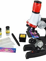 cheap -100x 400x 1200x Magnification Microscope for Kids Early Education Science