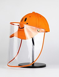 cheap -1pcs Toddler Girls' Cartoon Hats & Caps Orange One-Size