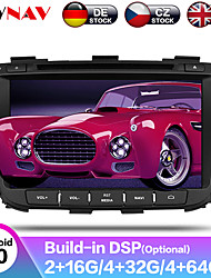 cheap -ZWNAV 8inch 2din Android 9 Car CD DVD Player Car GPS Navigation Auto stereo radio tape recorder Car Multimedia Player IPS For KIA SORENTO 2012-2015