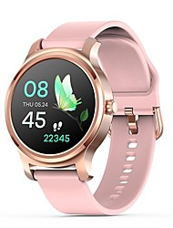cheap -R2 Unisex Smartwatch Android iOS Bluetooth Waterproof Heart Rate Monitor Blood Pressure Measurement Distance Tracking Information Pedometer Call Reminder Activity Tracker Sleep Tracker Sedentary