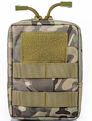 cheap -Oxford Cloth Zipper Emergency Survival Bag Solid Color Daily Black / Army Green / Navy Blue