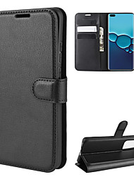 cheap -For HUAWEI P40 Litchi Texture Horizontal Flip Leather Case with Wallet & Holder & Card Slots