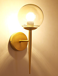 cheap -Mini Style Modern Wall Lamps & Sconces Bedroom / Dining Room Wall Light