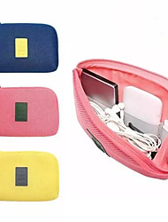 cheap -Portable Kit Case Storage Bag Digital Gadget Devices USB Cable Earphone Pen Bag Travel Storage Bag for Digital Data