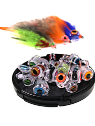 cheap -10 pcs Fishing Accessories Fast Sinking Bass Trout Pike Sea Fishing Fly Fishing Spinning