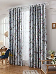 cheap -Gyrohome 1PC Magpies Shading High Blackout Curtain Drape Window Home Balcony Dec Children Door *Customizable* Living Room Bedroom Dining Room