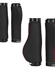 Недорогие -WAKE® Велосипедные рукоятки Велоспорт Износостойкий Легкие материалы Удобный Назначение Горный велосипед Складной велосипед Велосипеды для активного отдыха Велоспорт Мягкая кожа Aluminum Alloy