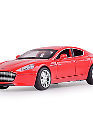 cheap -1:32 Toy Car Music Vehicles Car SUV Glow Office Desk Toys Adorable Zinc Alloy Rubber All Boys and Girls / Kid's